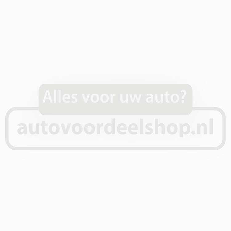 Automatten Opel Vivaro dubbele cabine achtermat 2001-2013 | Naaldvilt