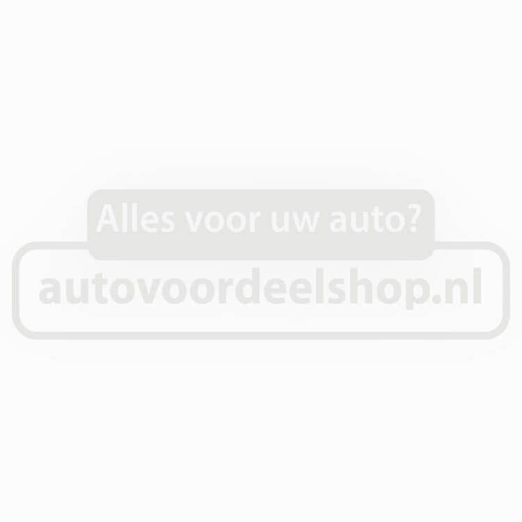 Rubber automatten Volkswagen Caddy Life Maxi 5/7- zits 2008 -