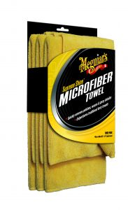 Meguiar's Supreme Shine Microfiber - 3 stuks