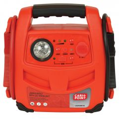 Jumpstarter Carpoint 2 in 1 LED 250A