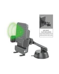 Celly Mount Charge wireless telefoonhouder