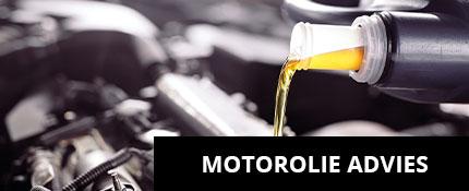 Motorolie advies